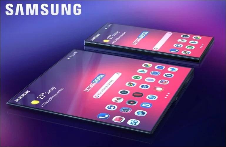 O primeiro smartphone dobrável da Samsung poderia ser chamado Samsung Galaxy Fold