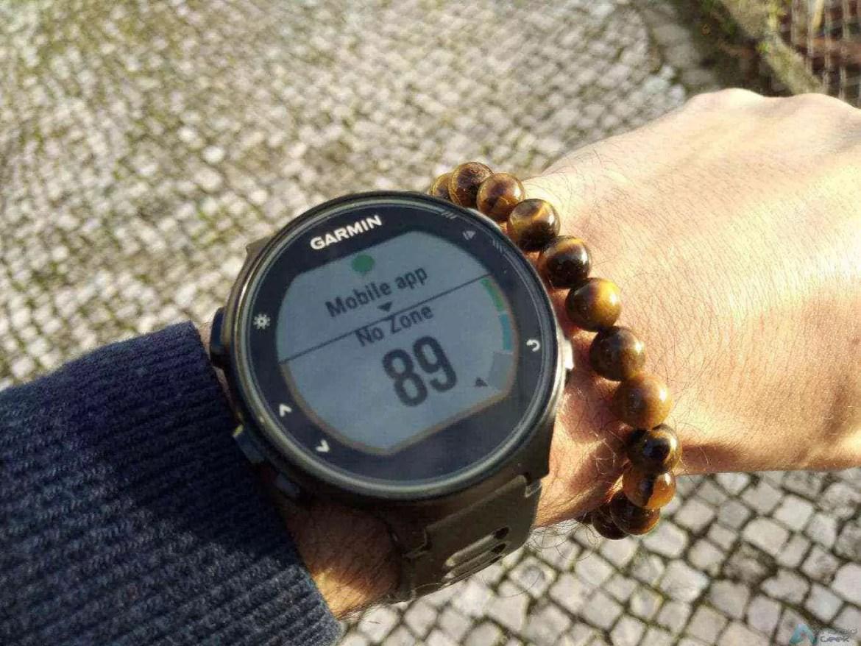 Análise ao Garmin Forerunner 735XT o relógio de triatlo 17