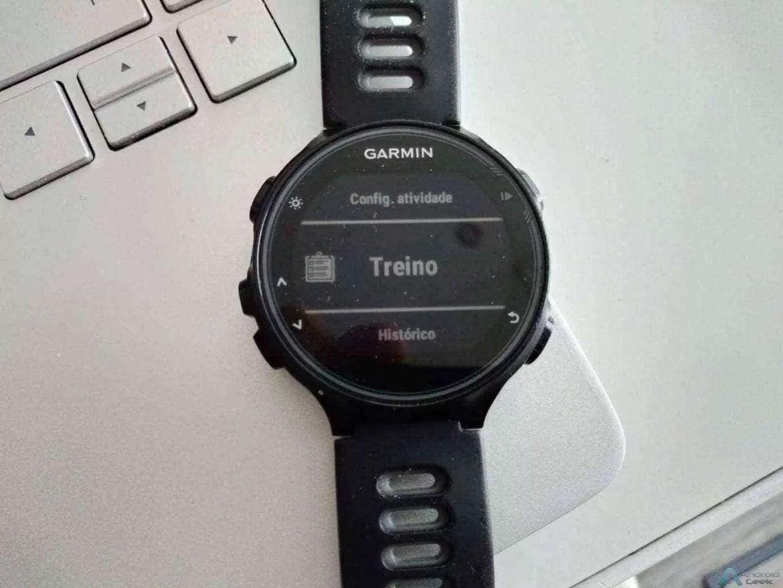 Análise ao Garmin Forerunner 735XT o relógio de triatlo 15