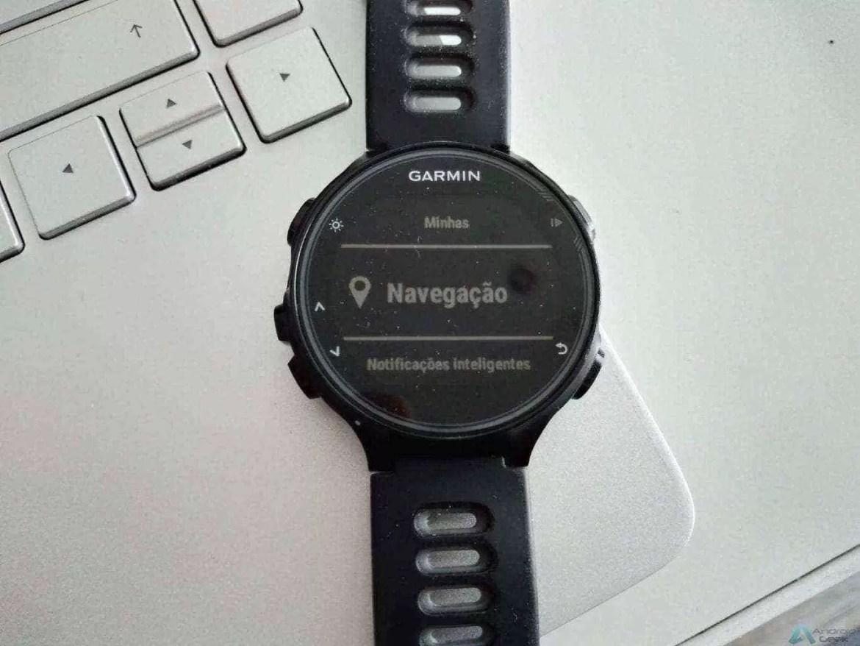 Análise ao Garmin Forerunner 735XT o relógio de triatlo 16