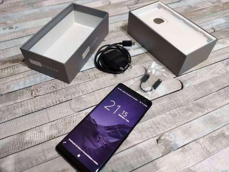 Análise Sony Xperia XZ3 forte em Multimédia 6