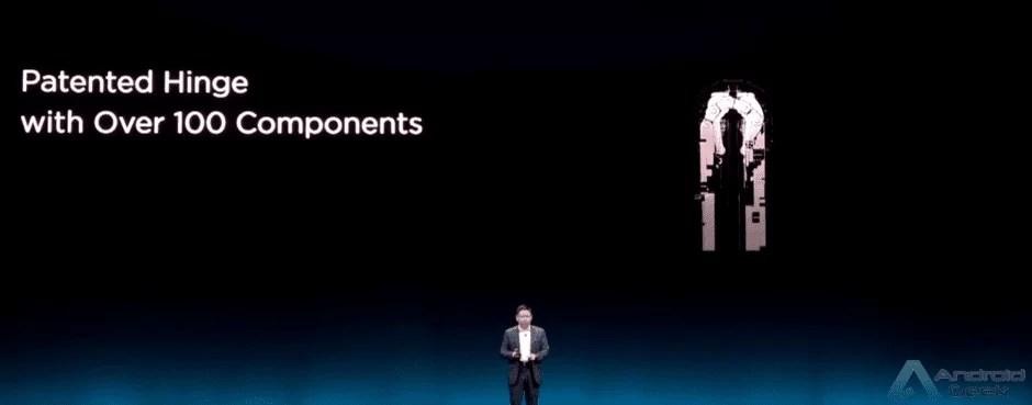A Huawei anuncia o Mate X: o primeiro grande smartphone que se dobra para Para além!