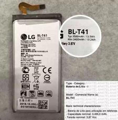LG G8 ThinQ vem com bateria de 3.500 mAh. Chega? 2