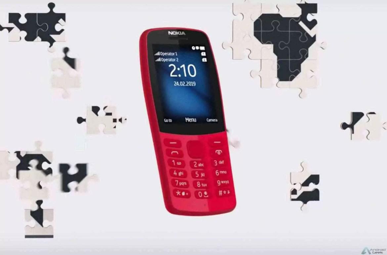 HMD apresenta Nokia 4.2, Nokia 3, Nokia 1 Plus e Nokia 210 3