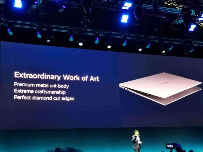 Já viram os três portáteis que a Huawei lançou no MWC 2019? 3