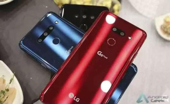 LG G8 THINQ recebe prémio da VCX pela qualidade da sua câmara 3