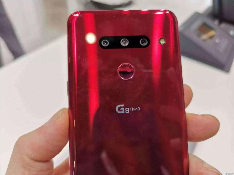 Já viram os smartphones que a LG lançou no MWC 2019? 2