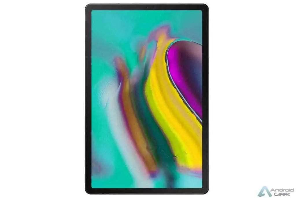 Samsung apresenta o super leve e ultra fino Galaxy Tab S5e 1
