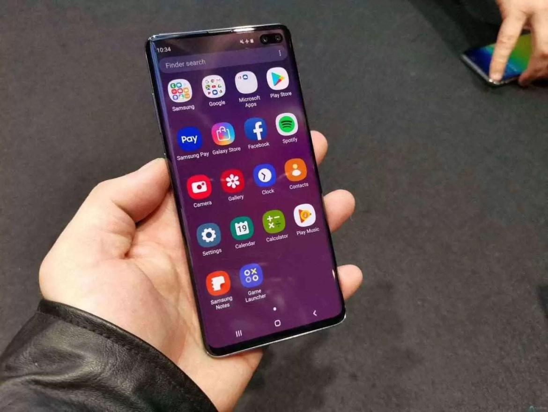 Remapear o botão Bixby vai chegar a outros telefones Samsung | Samsung atira a toalha ao chão 1