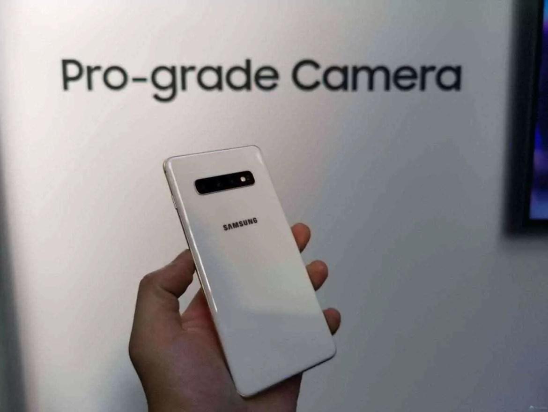 Série Galaxy S10 é oficial! S10e, S10 , S10+ e Galaxy S10 5G fazem prever que 2019 pode ser o ano da Samsung 14