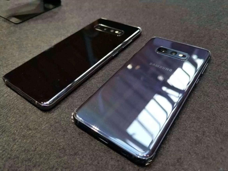 Série Galaxy S10 é oficial! S10e, S10 , S10+ e Galaxy S10 5G fazem prever que 2019 pode ser o ano da Samsung 7