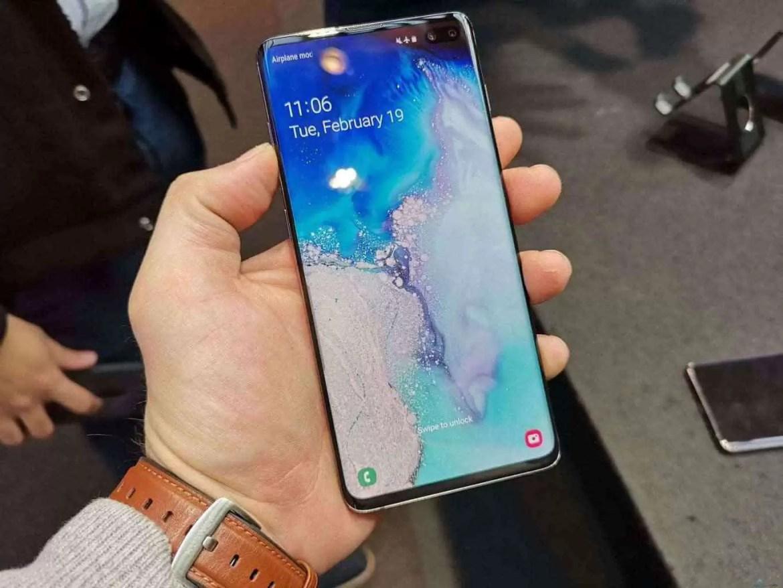 Samsung espera vender 45 milhões de unidades Galaxy S10 em 2019 1