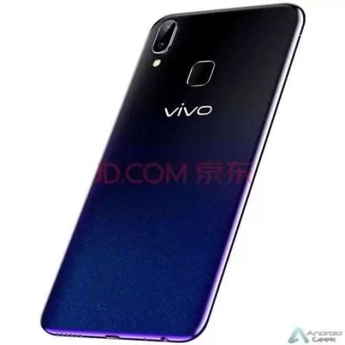 VIVO U1 Listado no site da JD antes do seu lançamento amanhã 1