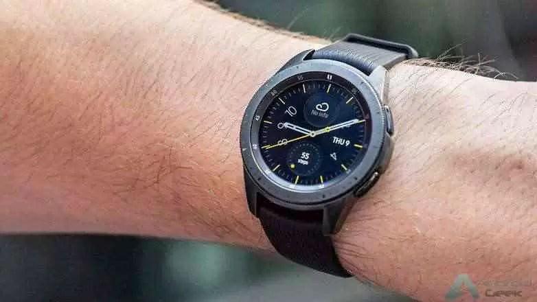 Samsung Galaxy Watch Active tem as suas alegadas especificações reveladas 1
