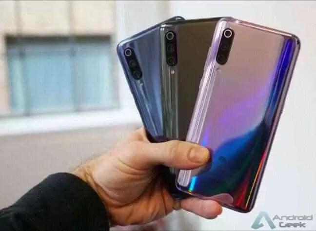 Xiaomi apresenta oficialmente o Xiaomi Mi 9 no MWC 2019 1