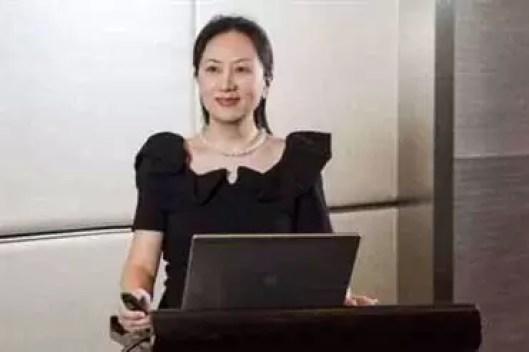 Huawei CFO processa Canadá por detenção 1