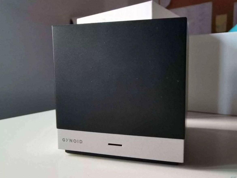 Análise Gynoid Smart Cube WIFI-IR para controlar tudo em vossa casa 4