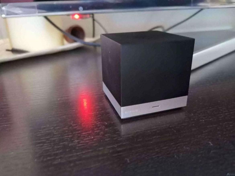 Análise Gynoid Smart Cube WIFI-IR para controlar tudo em vossa casa 2