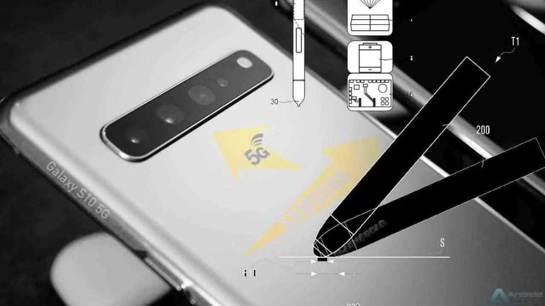 Galaxy Note 10 poderá chegar semelhante ao Galaxy S10 5G 1