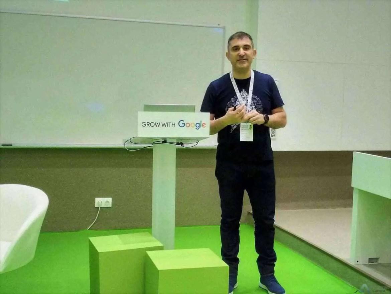 Google lança Android Training Program em Portugal 2