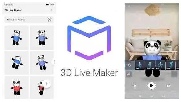 Huawei Mate 20 Pro, digitalização 3D