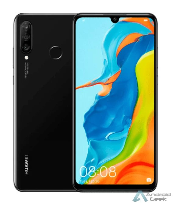 Já viram o Huawei P30 Lite? A Huawei Malásia mostra 3