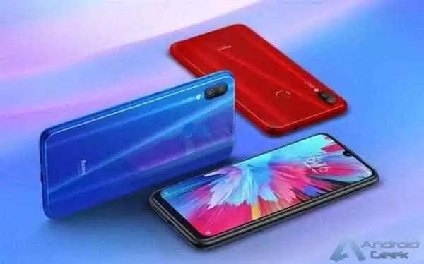 Lu Weibing: Redmi Note 7 Pro pode começar a ser enviado já amanhã 1