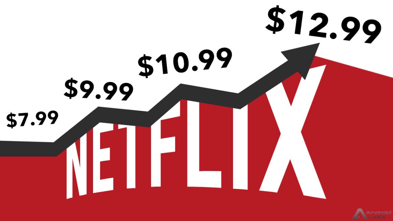 Netflix pode estar a planear aumentar os preços na Europa. Saibam o que pode acontecer 1