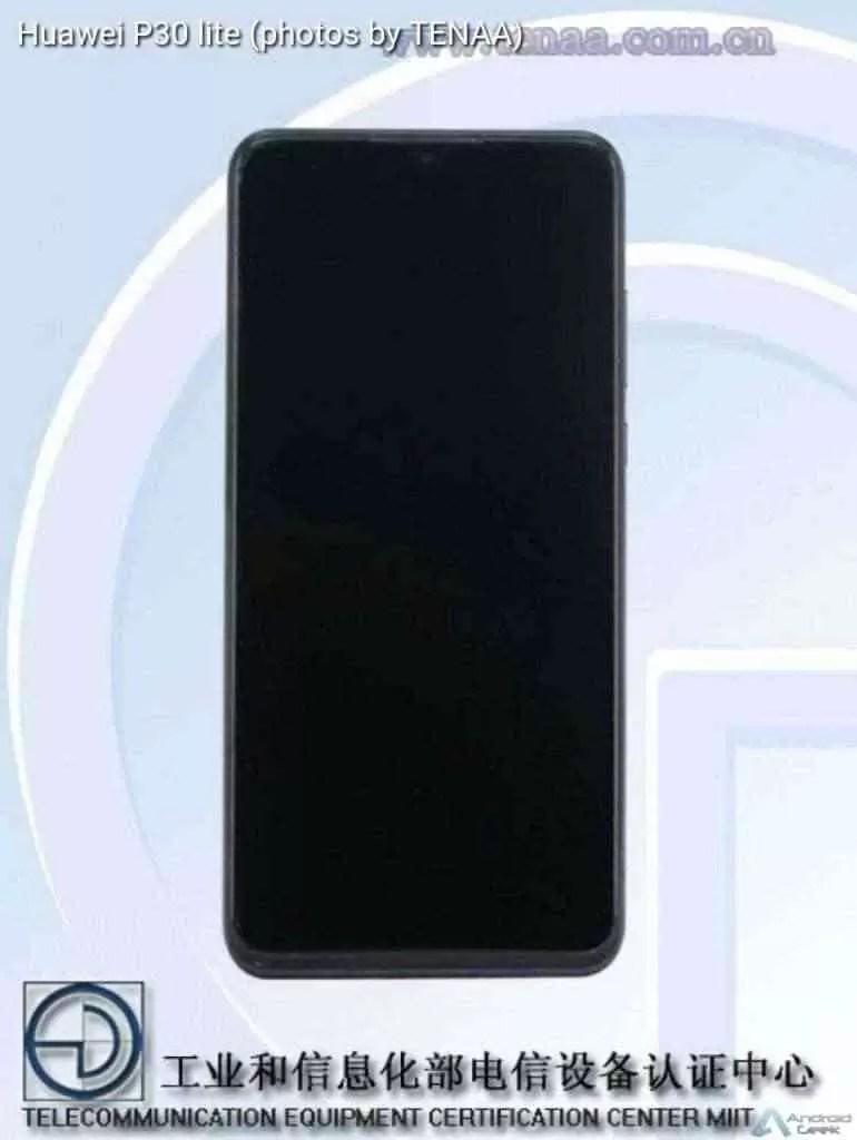Novas fotos do Huawei P30 Lite mostram uma câmara tripla 2