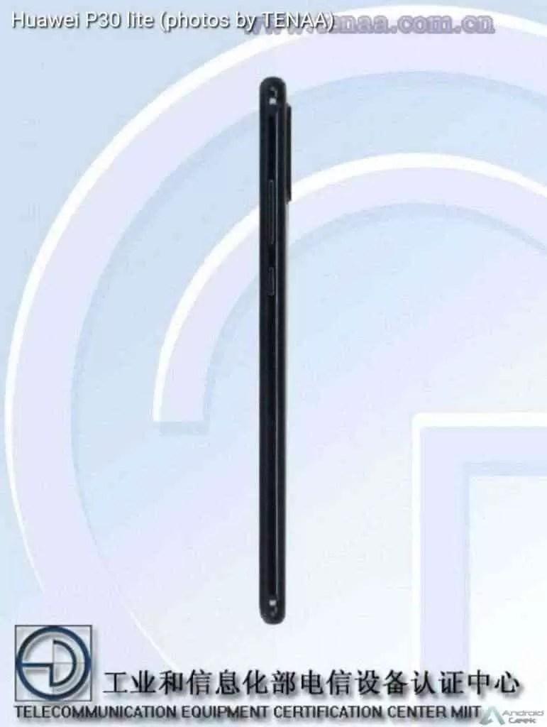 Novas fotos do Huawei P30 Lite mostram uma câmara tripla 4