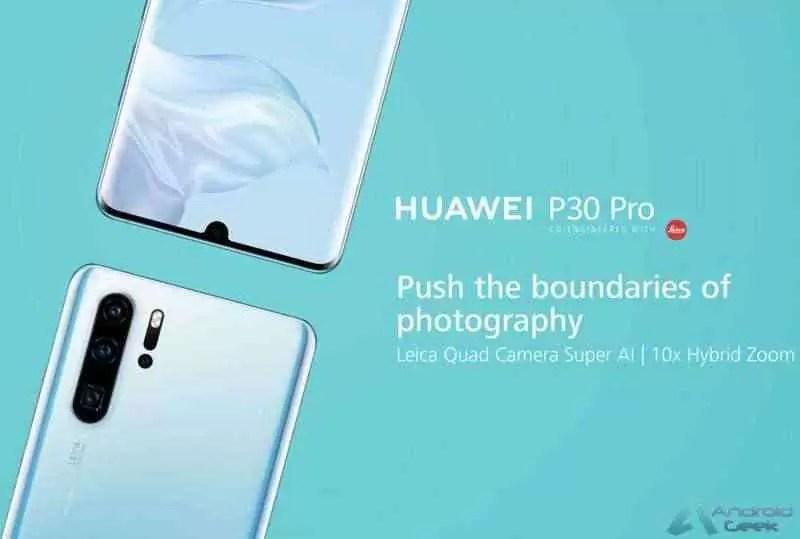 Vídeo gravado com o Huawei P30 Pro: vai deixar-vos de boca aberta! 3