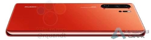 O Huawei P30 Pro é mostrado em outro vídeo prático 7