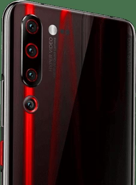 Lenovo Z6 Pro Oficial com câmaras quad, SD 855, 12 GB de RAM e 512 GB de armazenamento 4