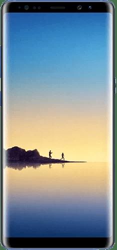 Galaxy Note 8 recebe terceira actualização Android Pie beta 1