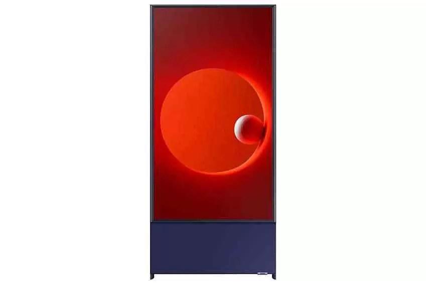 Sero o novo televisor com 43 polegadas vertical da Samsung 2