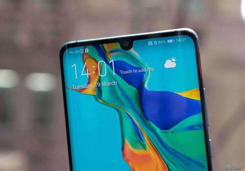 Huawei pretende vender 20 milhões de unidades do P30 este ano 1