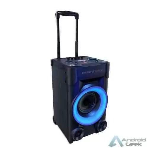 Análise Energy Sistem Party 3 é uma discoteca portátil 4