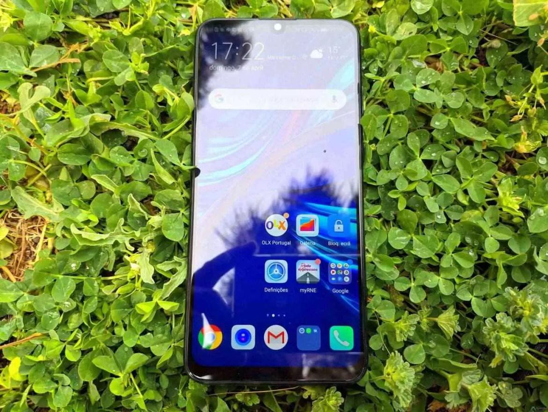 Dica Huawei: O que fazer se o telemóvel apenas apresentar metade do ecrã 1