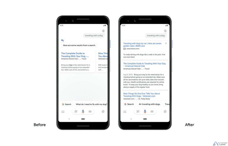 Google Assistant é enriquecido com respostas mais articuladas 2