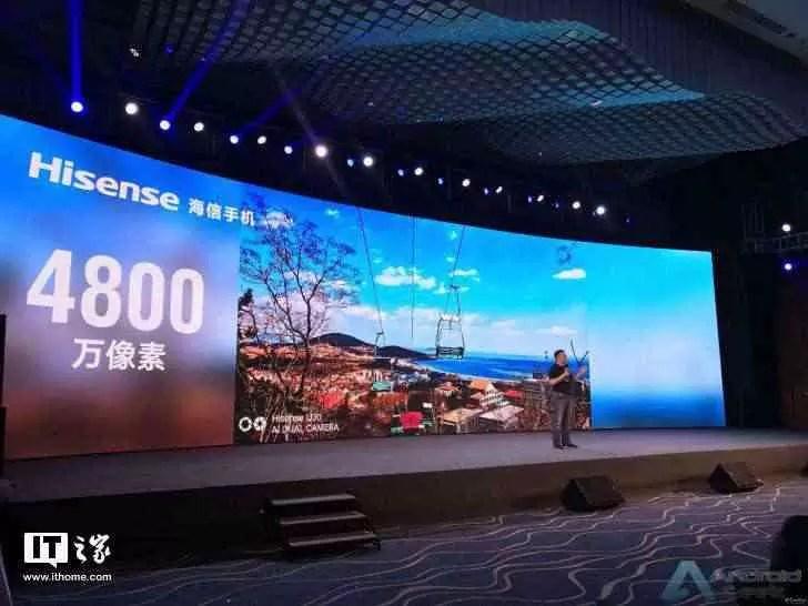 Hisense U30, King Kong 5 / Pro lançado oficialmente 2