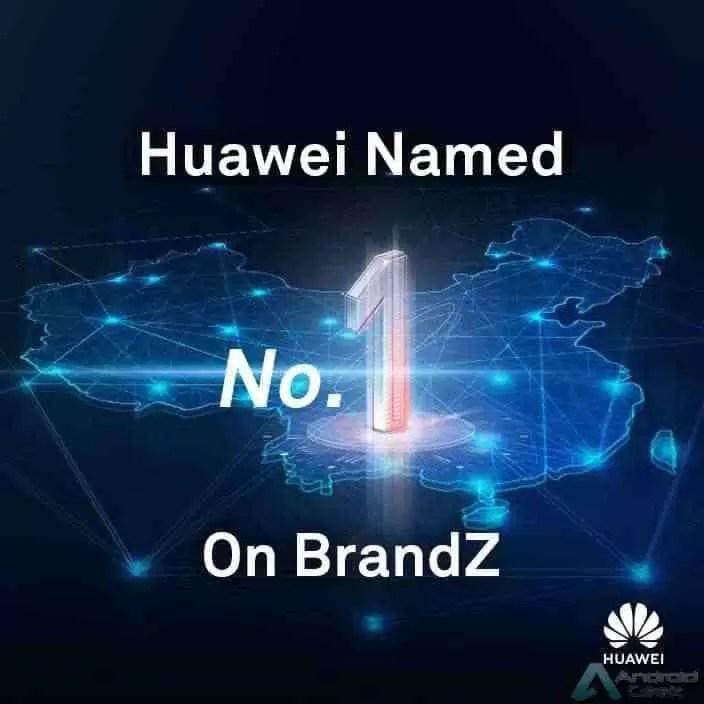 Huawei é a marca Chinesa número 1 no ranking BrandZ 2019 1