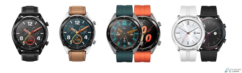 Huawei passa a marca dos 2 milhões de vendas com o Watch GT 1