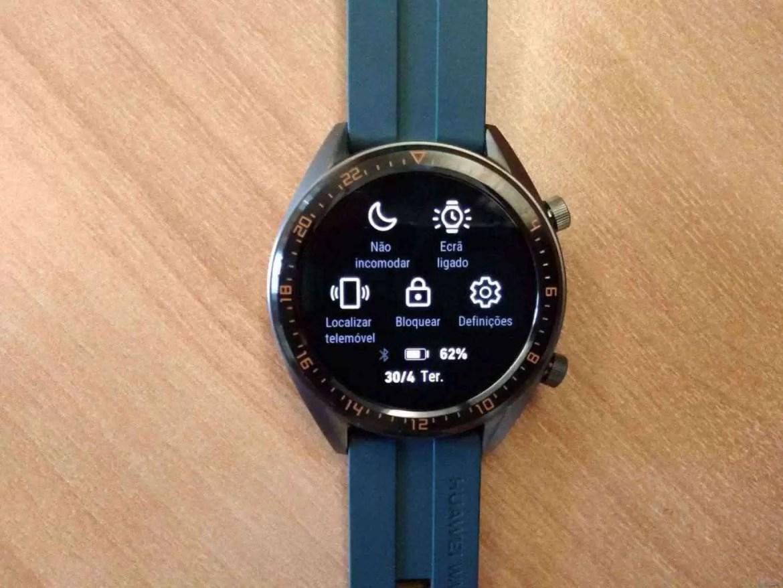 Campanha de verão Huawei P30 e P30 Pro com oferta do Watch GT Sport 1