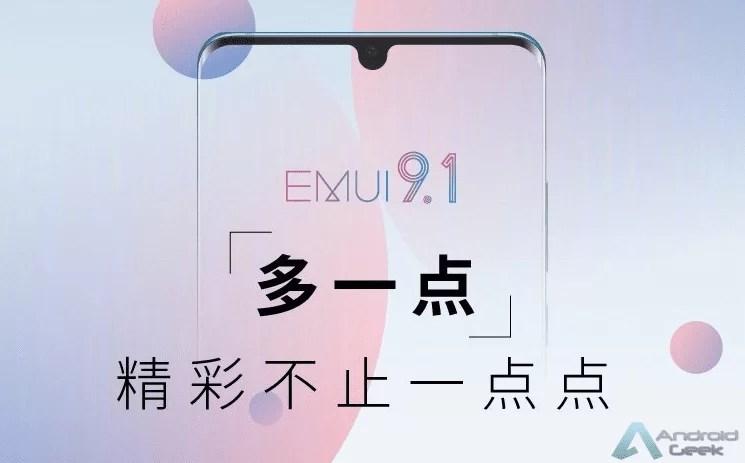 Aqui está o próximo lote de smartphones a receber atualização do EMUI 9 4
