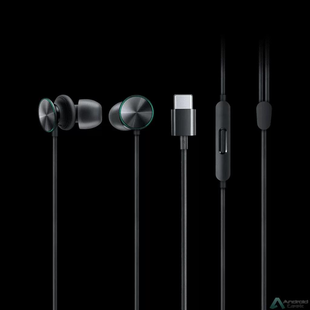 OPPO apresenta fones de ouvido O-Fresh com diafragma de grafeno 4