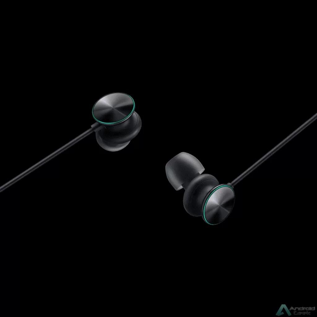 OPPO apresenta fones de ouvido O-Fresh com diafragma de grafeno 5