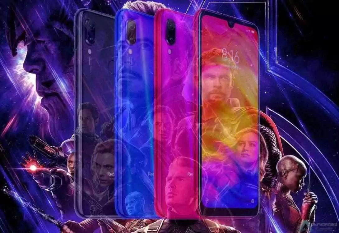 Redmi faz parceria com a Marvel para promover Endgame, Avengers. Será o Snapdragon 855 de que estávamos à espera? 1
