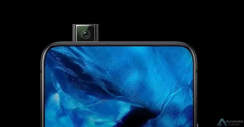 Um novo vídeo conceito do Samsung Galaxy A90 mostra controlo deslizante e uma câmara dupla rotativa 1