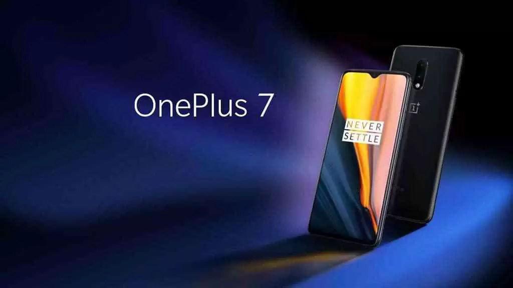 OnePlus 7 chega com menos brilho, ao contrário da variante Pro 1