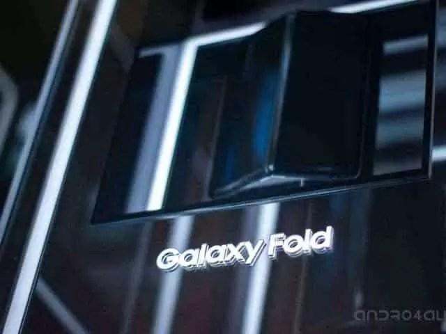 Samsung Galaxy fold permanece incerto - problema não resolvido 1